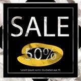 Affiche à vendre Photos stock
