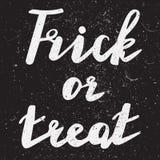 Affiche de Halloween avec le texte illustration libre de droits