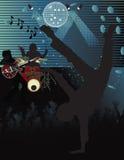 Affiche de musique illustration de vecteur