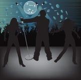 Affiche de musique illustration libre de droits