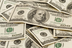 affiche le dollar cent Image stock