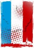 Affiche van Luxemburg Stock Afbeeldingen