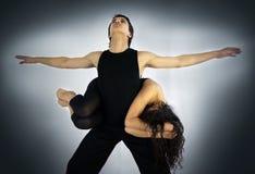 Afficher-ballet Photos stock