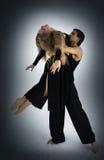Afficher-ballet Photo stock