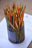 Affilez le crayon photographie stock libre de droits