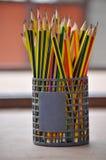 Affilez le crayon photos libres de droits