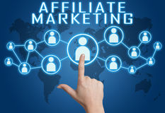Affiliate Marketing Stock Photography