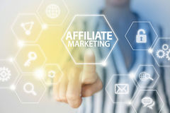 Affiliate Marketing stock images