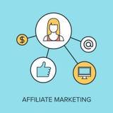 Affiliate Marketing Royalty Free Stock Photo