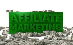 Affiliate Marketing Royalty Free Stock Photos