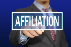 Affiliation Concept Royalty Free Stock Images