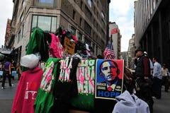 Affisch av Barack Obama Royaltyfri Fotografi