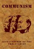 Affisch av USSR Royaltyfri Bild