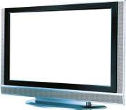 Affissione a cristalli liquidi TV Immagini Stock