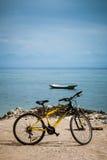 Affitto della bici Immagine Stock Libera da Diritti