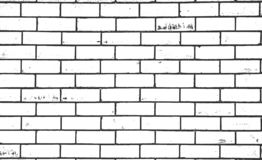 Affligez la vieille texture de mur de briques Fond d'image des briques illustration de vecteur