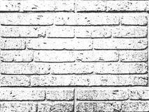 Affligez la vieille texture de mur de briques Vecteur EPS8 illustration libre de droits