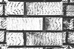 Affligez les vieilles textures de mur de briques Vecteur EPS8 illustration de vecteur