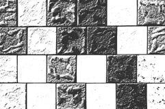 Affligez les vieilles textures de mur de briques Vecteur EPS8 illustration libre de droits