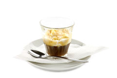 Affogata Coffee Royalty Free Stock Photos