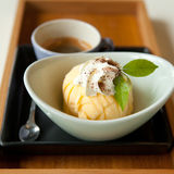 Affogato Royalty Free Stock Photo