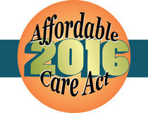 Affordable Care Act 2016 Stock Photos