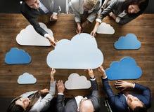 Affär Team Meeting Discussion Working Concept Royaltyfri Fotografi
