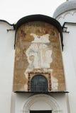 Affreschi della st Sophia Cathedral Immagine Stock