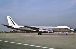 Affretair Douglas DC-8 taken on April 2, 1981.