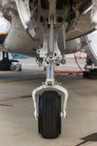 Affrontez les aéronefs légers de train d'atterrissage Photos libres de droits