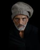 Руководитель Afgan стоковое изображение rf