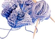 Afgano del Knit Fotografie Stock