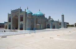 Afghaanse schoonheid Stock Foto's