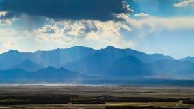 Afghan landscape Royalty Free Stock Image