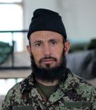 afghan soldat Arkivfoton
