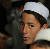 Afghan student Stock Photography