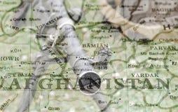 Afghanischer Krieg Lizenzfreies Stockfoto