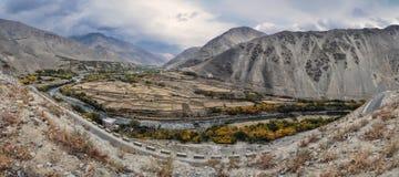afghanistan stockbild
