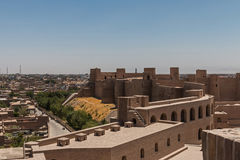 Afghanistan citadel of herat Stock Images