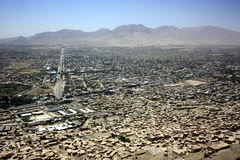 Afghanistan-Kabul Royalty Free Stock Photography