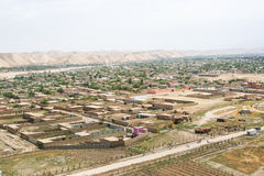 Afghanistan life and countryside. In 2017 Royalty Free Stock Photos