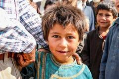 Free Afghanistan Refugee Children Village Life In Badghis Stock Image - 162057211