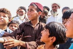 Free Afghanistan Refugee Children Village Life In Badghis Stock Photo - 162057240
