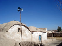 afghanistan wioska Zdjęcie Stock