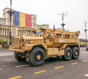 Afghanisthan war vehicle Royalty Free Stock Photos