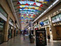AFI pałac Cotroceni centrum handlowe w Bucharest, Rumunia zdjęcia royalty free