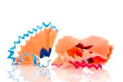 Afile los lápices Foto de archivo libre de regalías