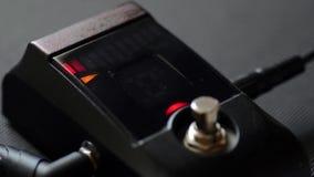 Afinador eletrônico da guitarra filme