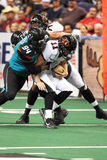 AFL: APR 02 Orlando Predators at Arizona Rattlers Royalty Free Stock Photography