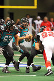 AFL: MAR 12 Sharks at Rattlers Stock Images